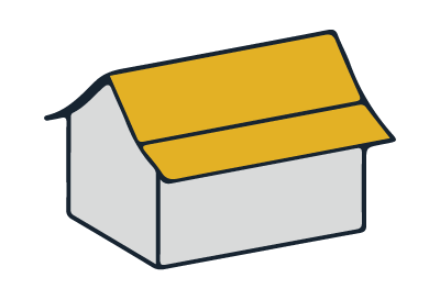 Beispiel Knickdach