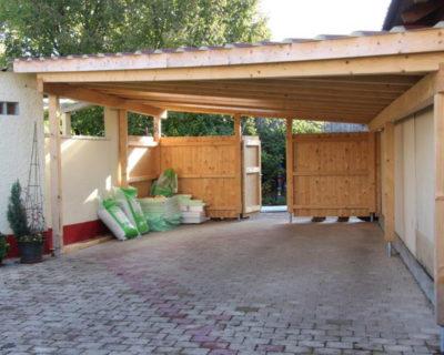 Carport & Garagen
