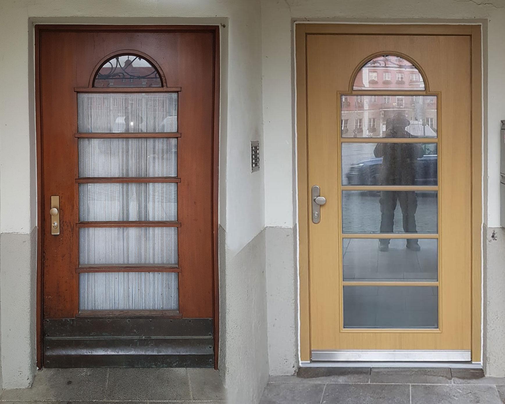 Türen für außen