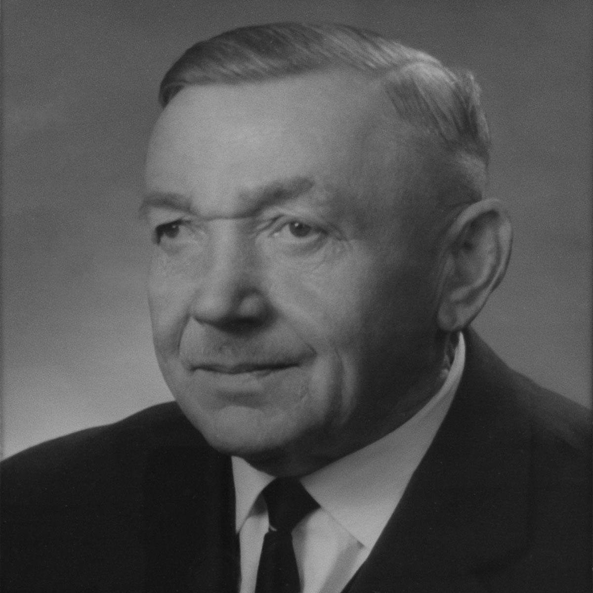 Gründer Johann Pfalzer Senior