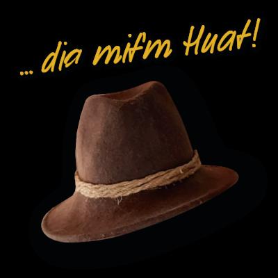 Wir sind die mit dem Hut