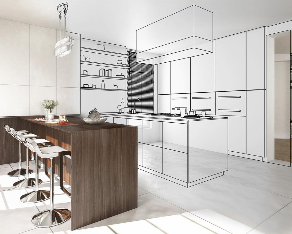 Beispiel Kücheneinrichtungen