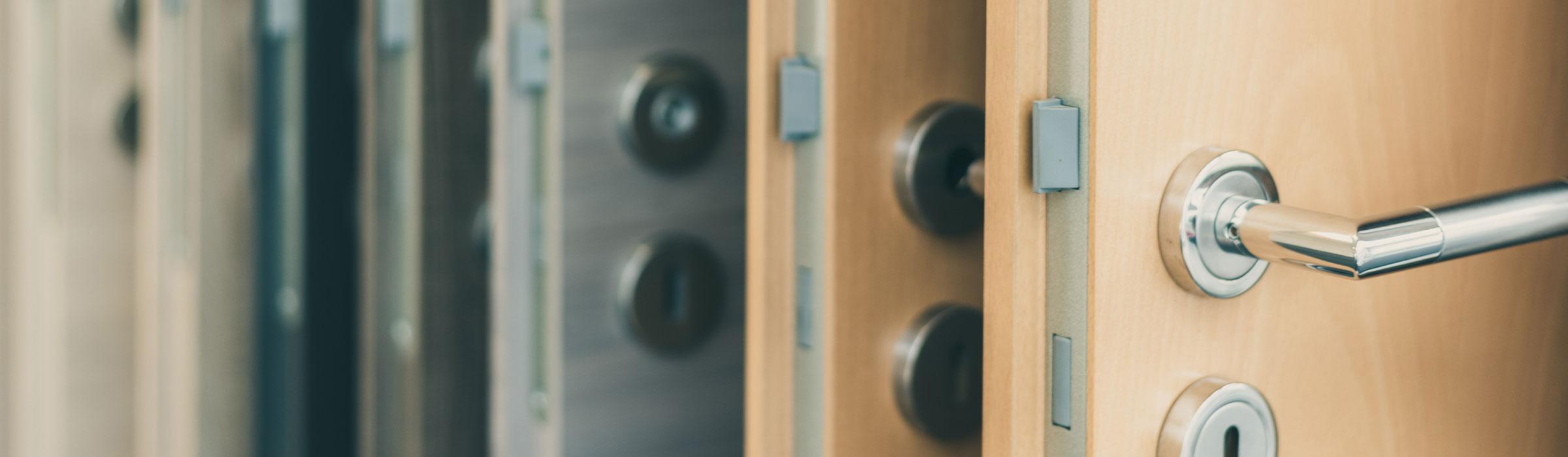 Silder Türen für innen & außen