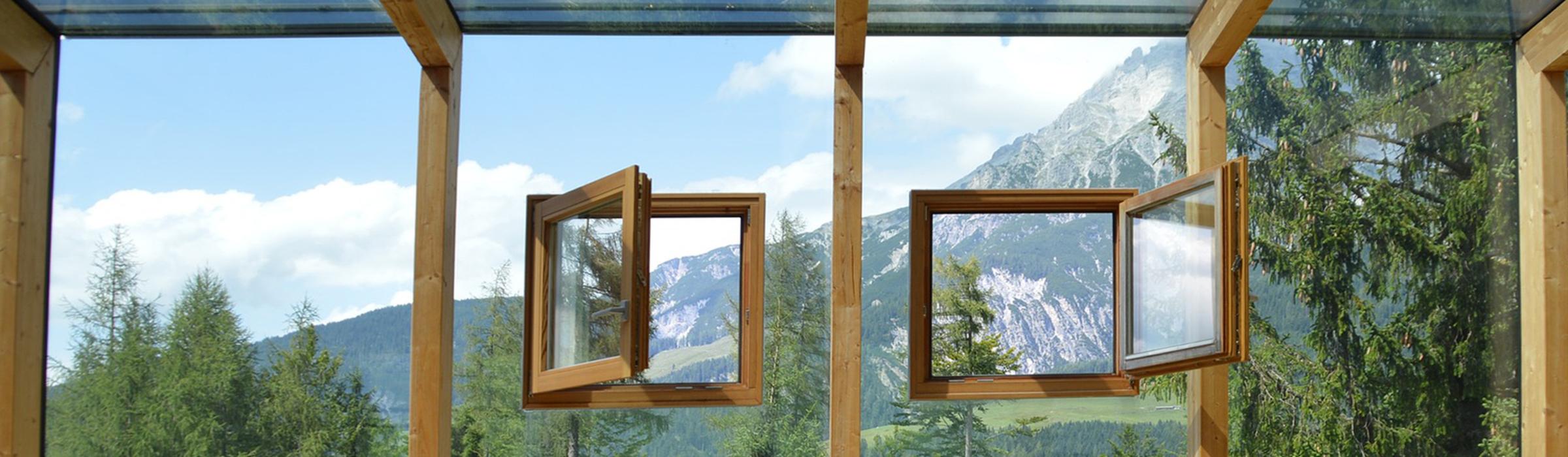 Slider Fenster