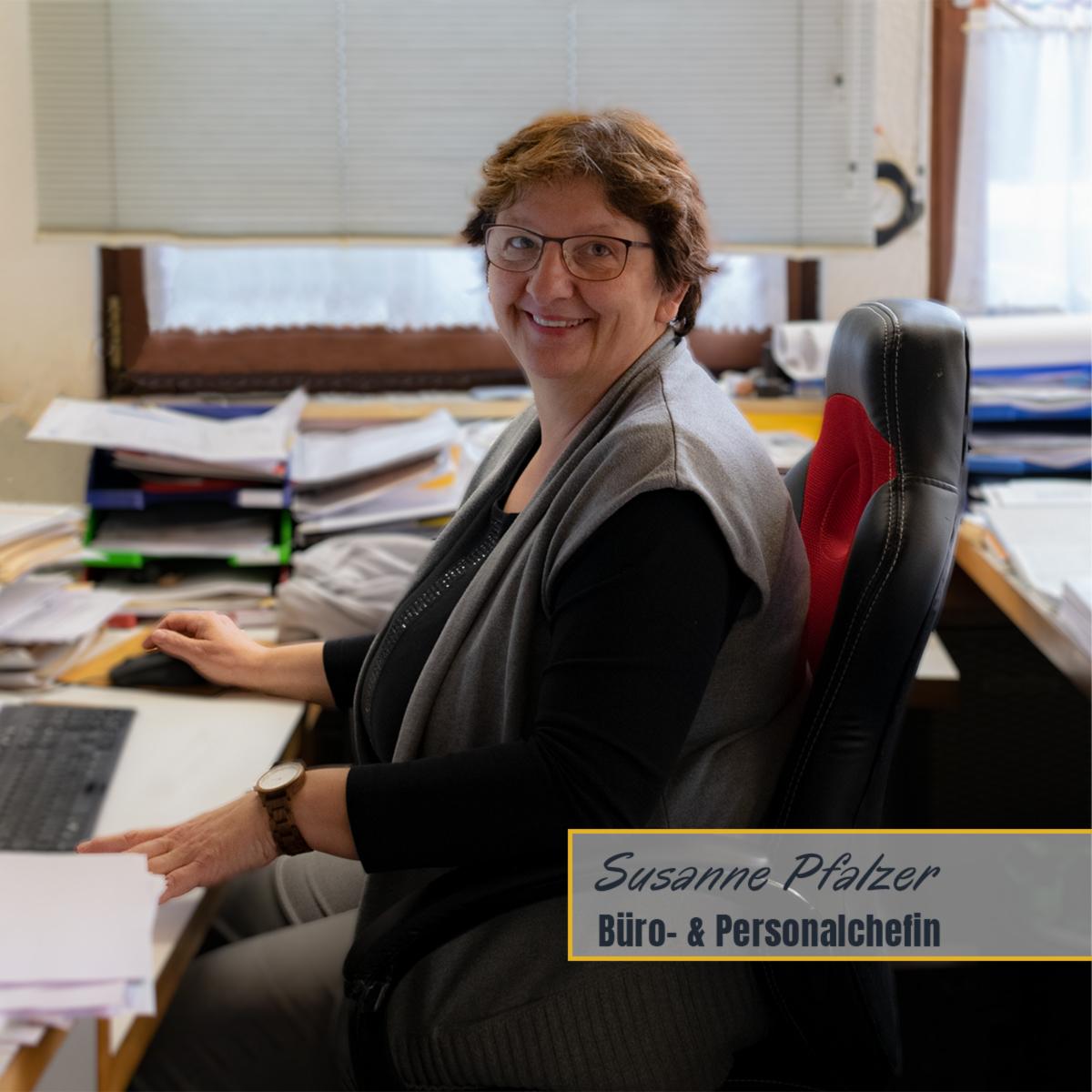 Susanne Pfalzer Büro & Personal